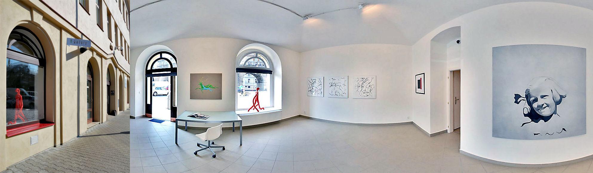 8gallery - galerie v Praze
