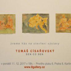 pozvánka Tomáš Císařovský
