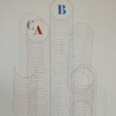Grygar litografie VI 44,5 x 62,5 cm 25 000 Kč