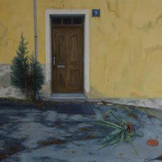 olej na plátně 65 x 77